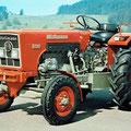 Hürlimann T-5200 Traktor (Quelle: SDF Archiv)