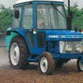 Ford 3610 Traktor (Quelle: CNH)
