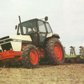 David Brown 1690 (Quelle: Classic Tractor Magazine)
