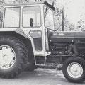 IMT 560 Traktor mit Kabine (Quelle: Hersteller)