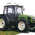 Hürlimann XA 607 Allradtraktor (Quelle: SDF Archiv)