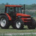AGCO Allis 8630 Allradtraktor (Quelle: AGCO)