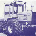 Belarus Tarkov T-150K Traktor (Quelle: Belarus)