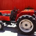 Kubota GL-40 Traktor (Quelle: Kubota)