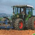 Fendt F390 GTA Geräteträger (Quelle: AGCO Fendt)