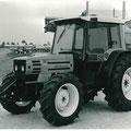 Hürlimann H-362 Traktor mit Kabine (Quelle: SDF Archiv)