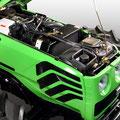 Deutz-Fahr Agrolux 67 Motor (Quelle: SDF)