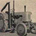 Fendt Dieselross F40 (Quelle: AGCO Fendt)