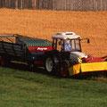 Lamborghini Sprint 674-70 Traktor mit Kabine und Allradantrieb (Quelle: SDF Archiv)