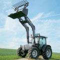 Hürlimann XT 110 Allradtraktor (Quelle: SDF Archiv)
