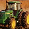 Den John Deere 4960 gab es nur in den USA (Quelle: John Deere)