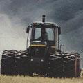 John Deere 8440 Knicklenker Traktor (Quelle: John Deere)