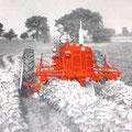 IHC Farmall 200 Standardtraktor (Quelle: Hersteller)