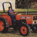 Kubota M5030DT Allradtraktor (Quelle: Kubota)