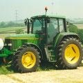John Deere 6900 Traktor (Quelle: Classic Tractor Magazine)