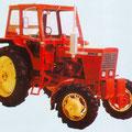 Belarus MTZ 521 Traktor (Quelle: Belarus)
