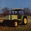 Fortschritt ZT 323 Allradtraktor (Quelle: IFA-Archiv)