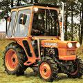 Kubota L245 Traktor mit Kabine (Quelle: Kubota)