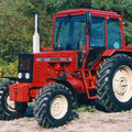 Belarus MTZ 102 Traktor (Quelle: Belarus)
