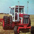 IHC Farmall 1468 Traktor mit V8 Motor (Quelle: Hersteller)