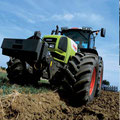 Claas Ares 816 RZ (Quelle: Claas)
