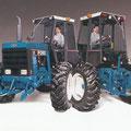 Ford Versatile 276 Knicklenker Traktor (Quelle: CNH)