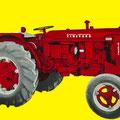 IHC Farmall FU-235D Traktor (Quelle: Hersteller)