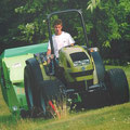Hürlimann Prince 40 Kleintraktor (Quelle: SDF Archiv)