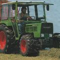 Fendt Farmer 201SA (Quelle: AGCO Fendt)
