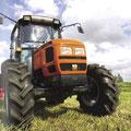 AGCO GT55 Allradtraktor (Quelle: AGCO)