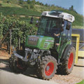 Fendt Farmer 209 VA (Quelle: AGCO Fendt)