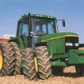 John Deere 6900 Traktor (Quelle: John Deere)