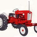 Ford 741 Traktor (Quelle: CNH)