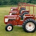 IHC 424, 434, 464 Traktoren (Quelle: Hersteller)