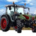 Hürlimann XA 100.4 MY19 Traktor (Quelle: Hürlimann)