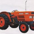 Kubota M4000 Kompakttraktor (Quelle: Kubota)