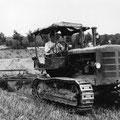 Hanomag K55 Raupentraktor (Quelle: Bundesarchiv)