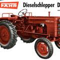 Fahr D160 H (Quelle: SDF Archiv)