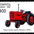 Belarus MTZ-2 Traktor (Quelle: Belarus)