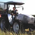 Lamborghini Rekord Traktor (Quelle: SDF Archiv)
