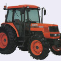 Kubota M9000 Traktor (Quelle: Kubota)