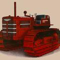 IHC TD-9 Raupentraktor (Quelle: Hersteller)