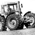 Fendt F390 GHA Geräteträger (Quelle: AGCO Fendt)