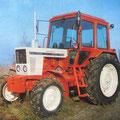 Belarus MTZ 82 Traktor (Quelle: Belarus)