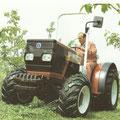 Fiatagri 60-86 DT Weinbauschlepper (Quelle: CNH)