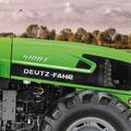 Deutz-Fahr 4100E (Quelle: SDF)