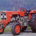 Hürlimann T-9200 Traktor (Quelle: SDF Archiv)