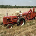 IHC McCormick-Deering Super WD-6 Traktor (Quelle: Wisconsin Historical Society)