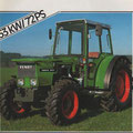 Fendt Farmer 205PA (Quelle: AGCO Fendt)