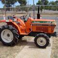 Kubota L1-20 Traktor (Quelle: Maschinio)